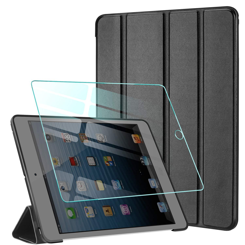 AROYI Funda iPad 2 / iPad 3 / iPad 4 + Protector Pantalla, Carcasa Silicona Smart Cover con Soporte Función Auto-Sueño/Estela para iPad 2/3 / 4: Amazon.es: Electrónica