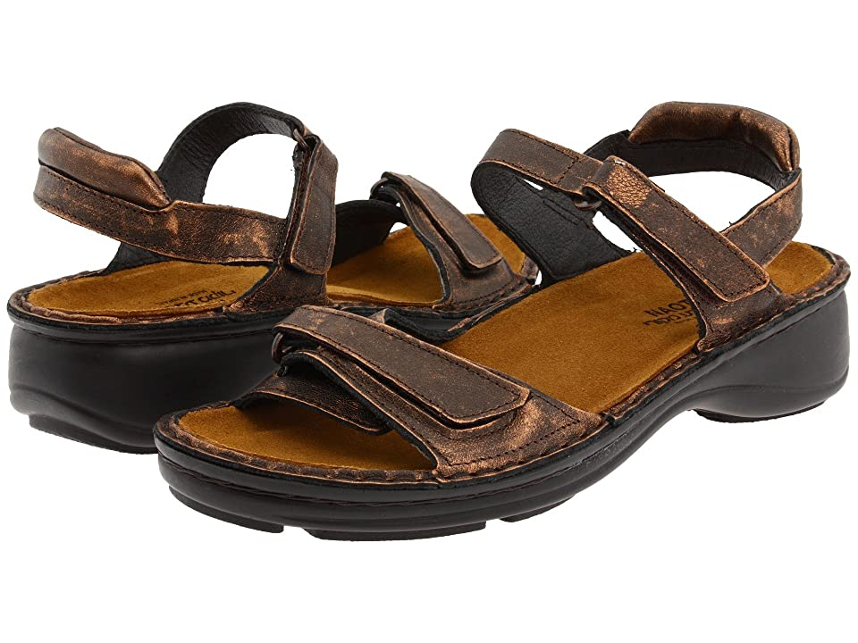 Naot Rosemary (Burnt Copper Leather) Women
