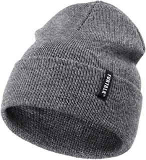 FURTALK Toddler Beanie for Boys Girls Baby Kids Beanies Knit Winter Hats