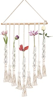 Best macrame flower vase Reviews