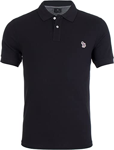 Paul Smith-Polo Azebra in Cotone Piquè M2R183K