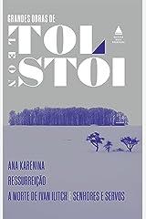 Box Grandes obras de Tolstói eBook Kindle
