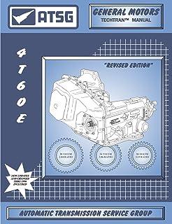 ATSG 4T60E GM Manual de reparo de transmissão (4T60E conversor de torque - Kit 4T60E - 4T60E problemas de transmissão - Me...