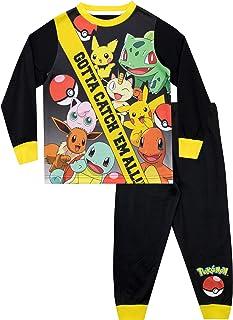 Pokèmon Pijamas de Manga Larga para niños