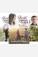 A Heart of Steel (3 Book Series) Kindle Edition