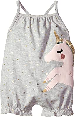 Unicorn Sleeveless Bubble (Infant)