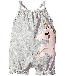 Unicorn Sleeveless Bubble (Infant)