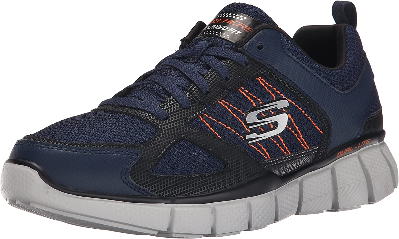 Skechers Equalizer 2.0on Track, män 65533;'65533;s 65533;'65533;s 65533;'65533;s skor  100% autentisk