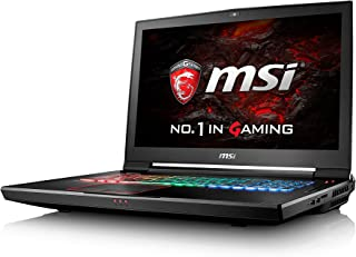 MSI Gaming GT73VR 6RE(Titan)-034UK 2.7GHz i7-6820HK 17.3