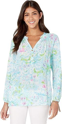 ebbe32d81bf Women s Long Sleeve Shirts   Tops + FREE SHIPPING