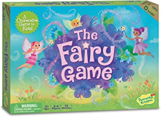 Peaceable Kingdom The Fairy Game Award Winning Cooperative Game of Logic & Luck for Kids
