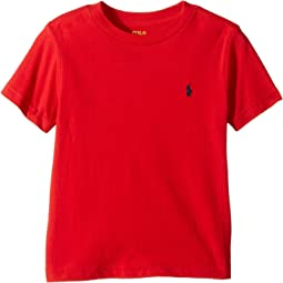 Cotton Jersey Crew Neck T-Shirt (Toddler)