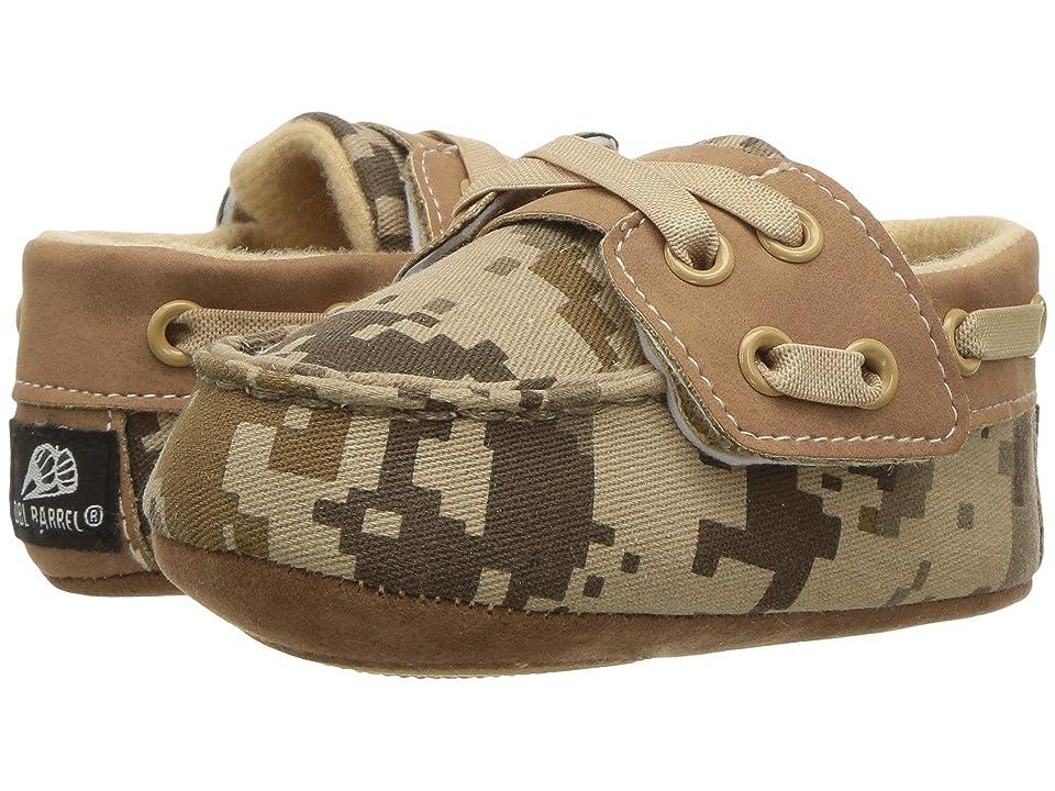 M&F Western Kids Barrett (Infant/Toddler) (Tan Camo) Cowboy Boots