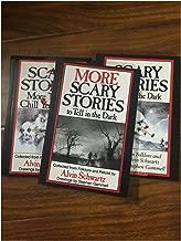 NEW 3 SCARY STORIES to Tell in the Dark Schwartz Gammell ORIGINAL ART Halloween