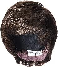 Raquel Welch Go for It Boy Cut Short Hair Wig with Longer Layers, R6 Dark Chocolate by Hairuwear