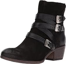 Miz Mooz Darien Women's Black Ankle Boot