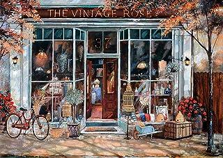 KS Puzzle 1000 Parça The Vintage Shop Philip Trully 11506