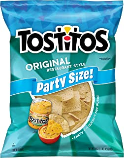 Tostitos, Original Restaurant Style Tortilla Chips Party Size, 18 oz