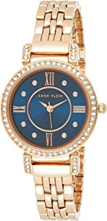 Women's Premium Crystal Accented Bracelet Watch, AK/2928