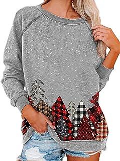 Mujer Sudaderas Básico Punto Suéter de Moda O-Cuello Manga Larga Jerséis Sueltos Otoño Invierno Oversize Jerseys Blusas Ab...