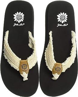867d41b6ae4 Amazon.com  White Women s Flip Flops