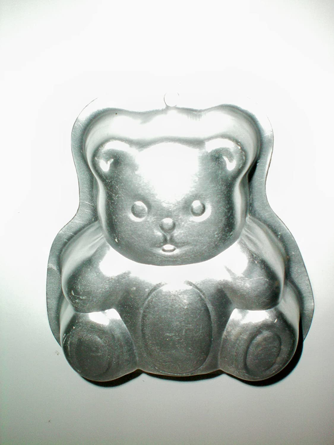 Wilton Small Bear Cake NEW Pan shown approx. as tall It is very popular 5