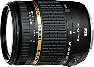 Tamron Auto Focus 18-270mm f/3.5-6.3 VC PZD All-In-One Zoom Lens with Built in Motor for Nikon DSLR Cameras (Model B008N)