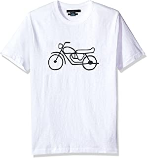 French Connection Mens Wink Tee T-Shirt