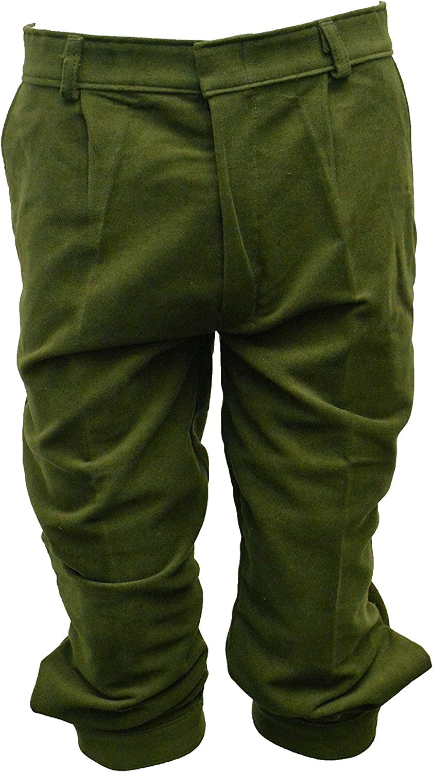 1920s Men's Pants History: Oxford Bags, Plus Four Knickers, Overalls Walker & Hawkes - Mens Moleskin Shooting Traditional Plus Fours Breeks Trousers  AT vintagedancer.com