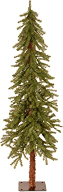 National Tree Company Artificial Christmas Tree | Includes Stand | Hickory Cedar - 5 ft