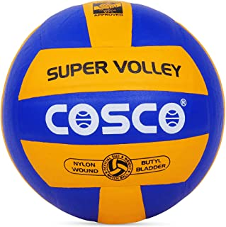 Cosco Volleyball (Free Size, Yellow/Blue)