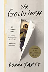 The Goldfinch: A Novel (Pulitzer Prize for Fiction) Kindle Edition