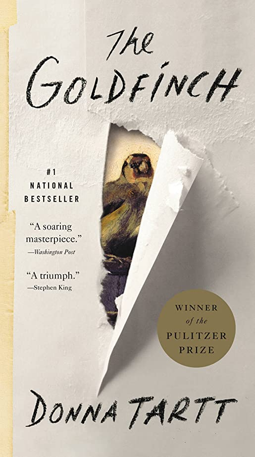 マガジン息を切らして説明するThe Goldfinch: A Novel (Pulitzer Prize for Fiction) (English Edition)