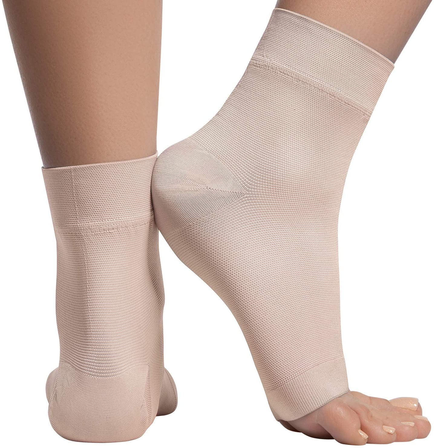 Ankle Cheap SALE Start Compression Sleeve - 20-30mmhg Max 69% OFF Toe Ð¡ompression Soc Open