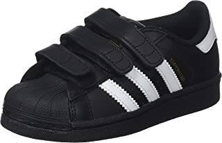 adidas Originals Boy's Superstar Foundation Cf C Leather Sneakers