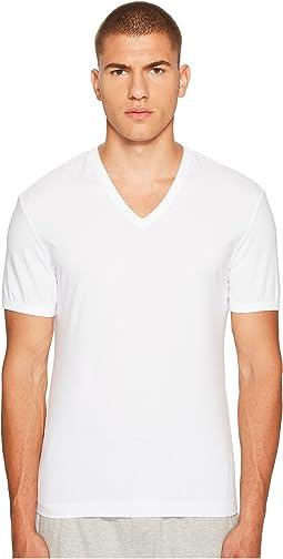 Dolce & Gabbana - Tailoring V-Neck T-Shirt