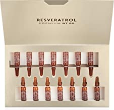 M. Asam, Resveratrol Premium NT50, Intensive Beauty Treatment For Stressed, Aging Skin Regeneration - 14 Day Supply