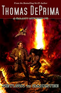 Return to Dakistee (A Galaxy Unknown Book 8) (English Edition)