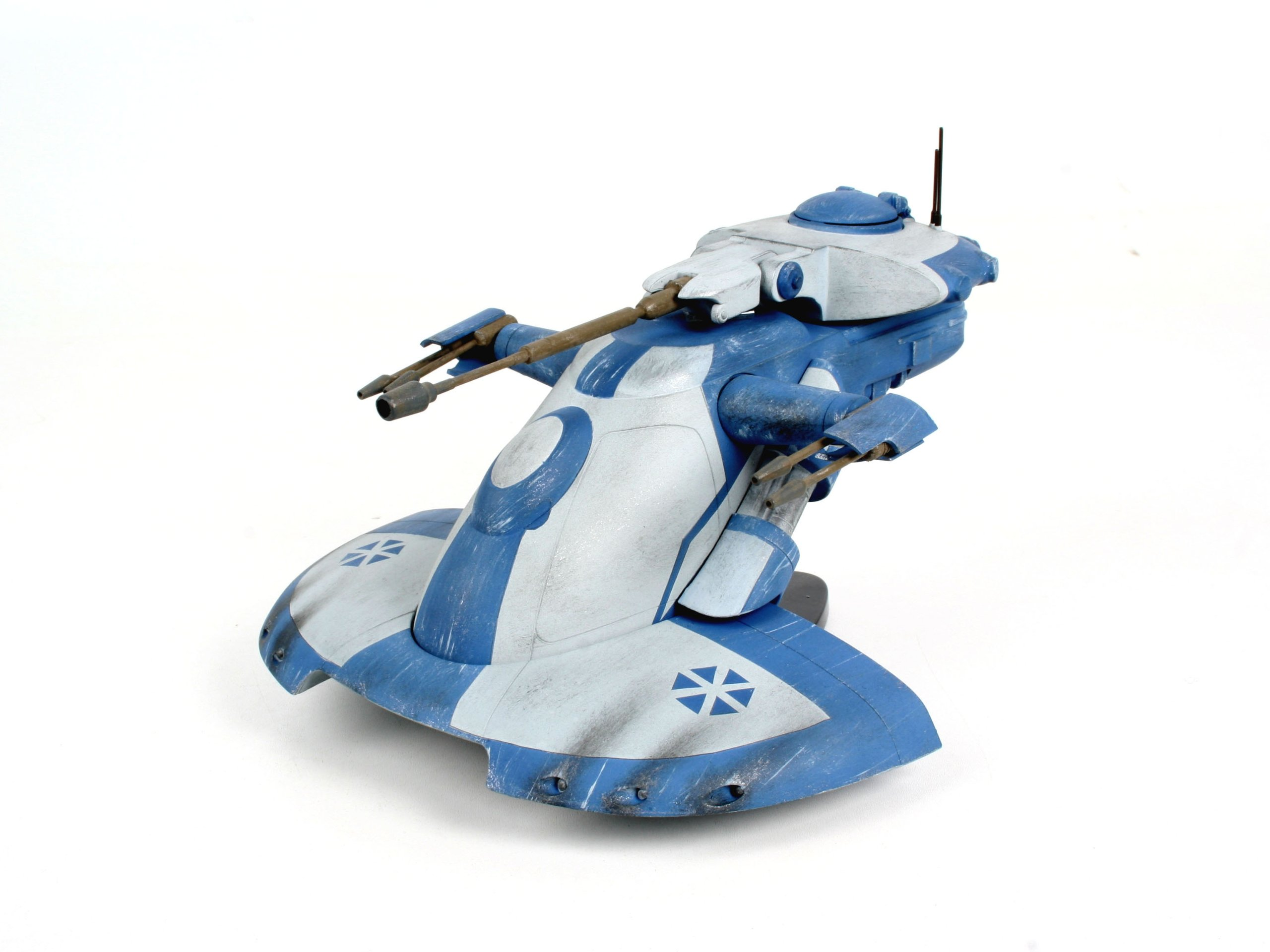 Revell easykit 06670 AAT Clone Wars - Juego de construcción: Amazon.es: Juguetes y juegos