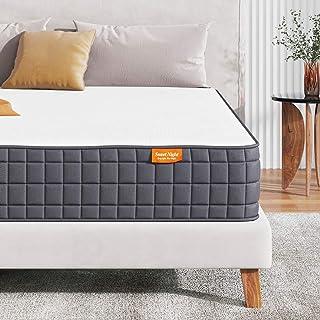 """Queen Size Mattress, Sweetnight 8"""" Foam Mattress in a Box, Medium Firm Feel Queen Bed Mattress with CertiPUR-US Certified ..."""