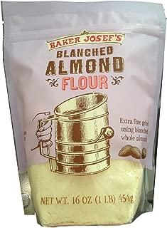 Trader Joes Blanched Almond Flour - Gluten Free - 16oz Bag
