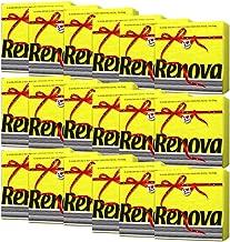 Renova Servilletas de Mesa, Color Amarillo, 3 Paquetes de 6x70 Servilletas
