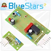 Ultra Durable 4389102 Refrigerator Control Board Kit Replacement by Blue Stars – Exact Fit For Whirlpool & Kenmore Refrigerators – Replaces W10193666 W10193840 W10290817