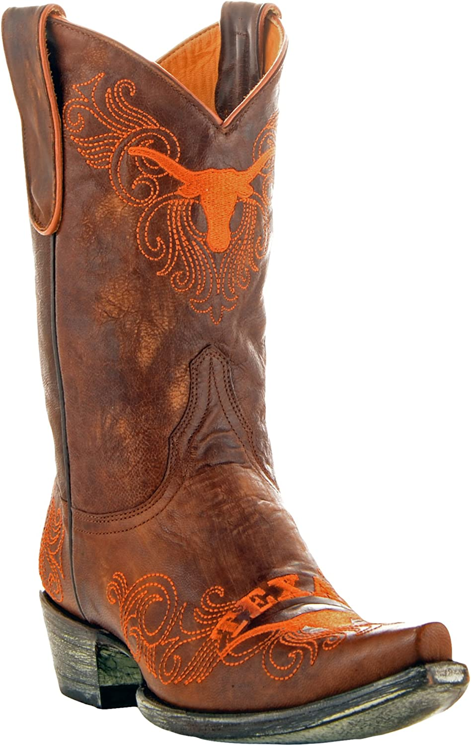 NCAA Texas Longhorns Women's 10Inch Gameday Boots