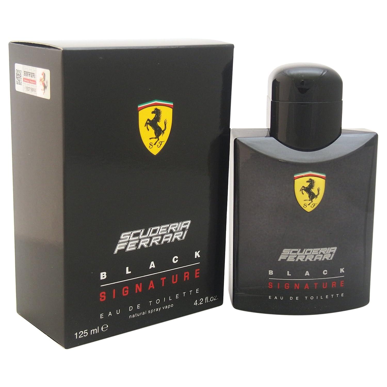 Ferrari Scuderia Black San Jose Mall Signature Eau Spray Men for de Toilette Selling and selling