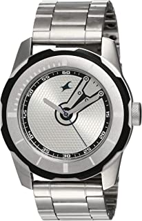 Fastrack Economy 2013 Analog Silver Dial Men's Watch -NK3099SM01