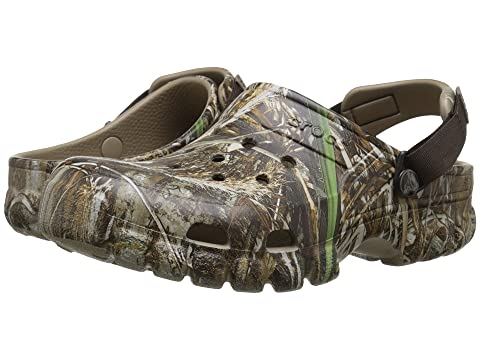 a057414710f675 Crocs Off Road Sport Realtree Max-5 at 6pm