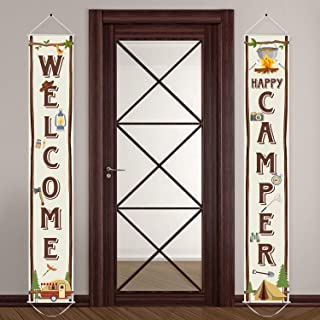 Best camping theme decorations Reviews
