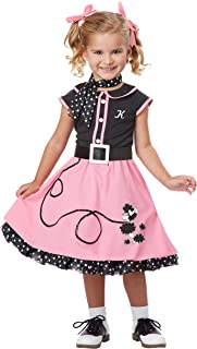 Best 50s costume toddler Reviews