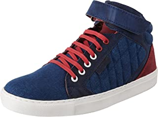 Ruosh Men's Leather Sneakers